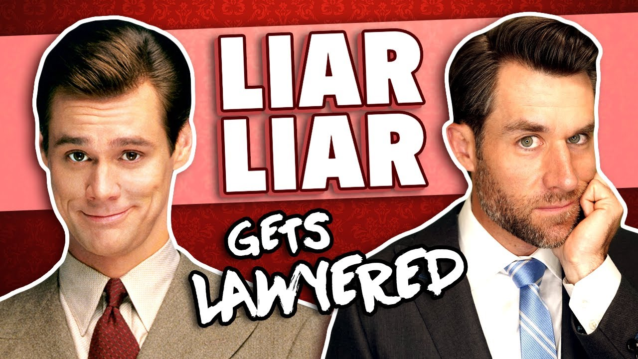 Download Real Lawyer Reacts to Liar Liar (Part 1)