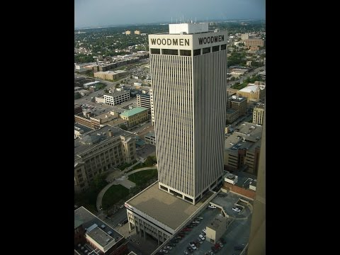 Top 5 Tallest Buildings in Omaha