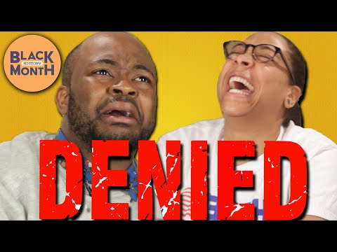 Black People Play 'Black Card Revoked'