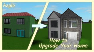 Roblox | Bloxburg: How to Upgrade Your House!