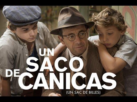 Un Saco de Canicas (Un sac de billes) - Tráiler Oficial Subtitulado al Español