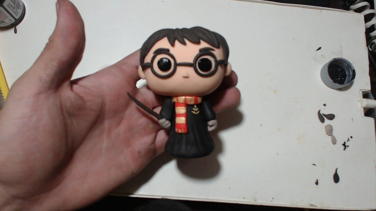 c3e98b29f948c Harry Potter Funko POP em Biscuit -COMPLETO ( Luiz Costa) - YouTube