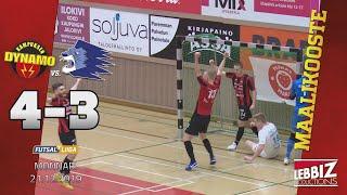 KaDy - Akaa Futsal 21.12.2019 MAALIKOOSTE!
