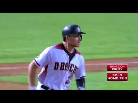 Brandon Drury Highlights