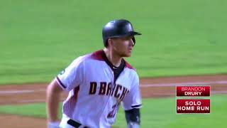 Brandon Drury Highlights