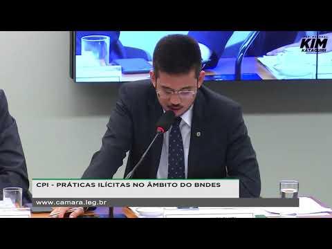 Depoimento revelador na CPI do BNDES