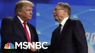 Trump Backs Down On Background Checks After Call With NRA | Velshi & Ruhle | MSNBC