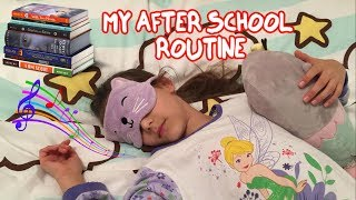 ♥ MY AFTER SCHOOL ROUTINE | Pusheen Girl