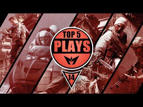Black Ops 3 SnD Top 5 Plays ep18 - Funny Timing Ninja Defuse