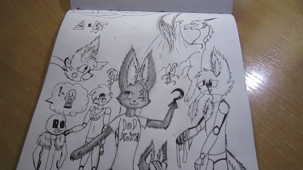 картинки рисунки фнафа