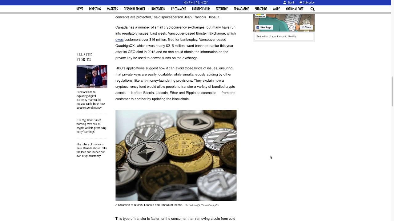 rbc cryptocurrency trading platform