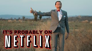 PEE-WEE'S BIG HOLIDAY (2016) Movie Review