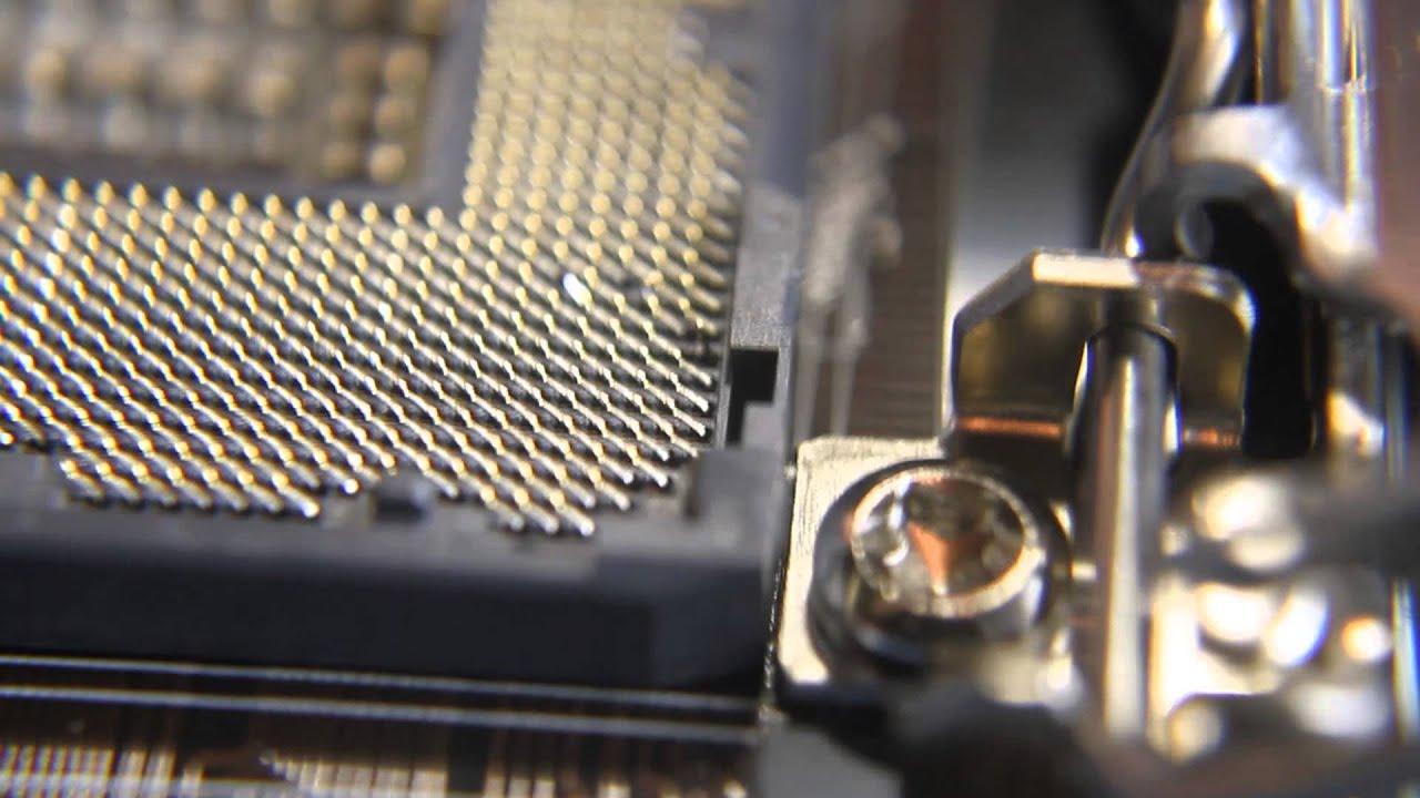 схема процессор lga1155