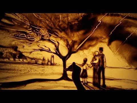 One Night, At the Edge of the Sea  - ft. Sand Artist Kseniya Simonova & Guy Mendilow Ensemble
