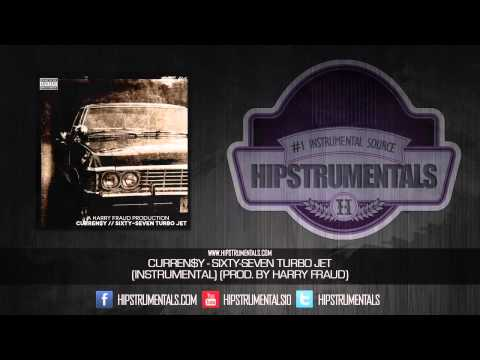 Curren$y - Sixty Seven Turbo Jet [Instrumental] (Prod. By Harry Fraud) + DOWNLOAD LINK