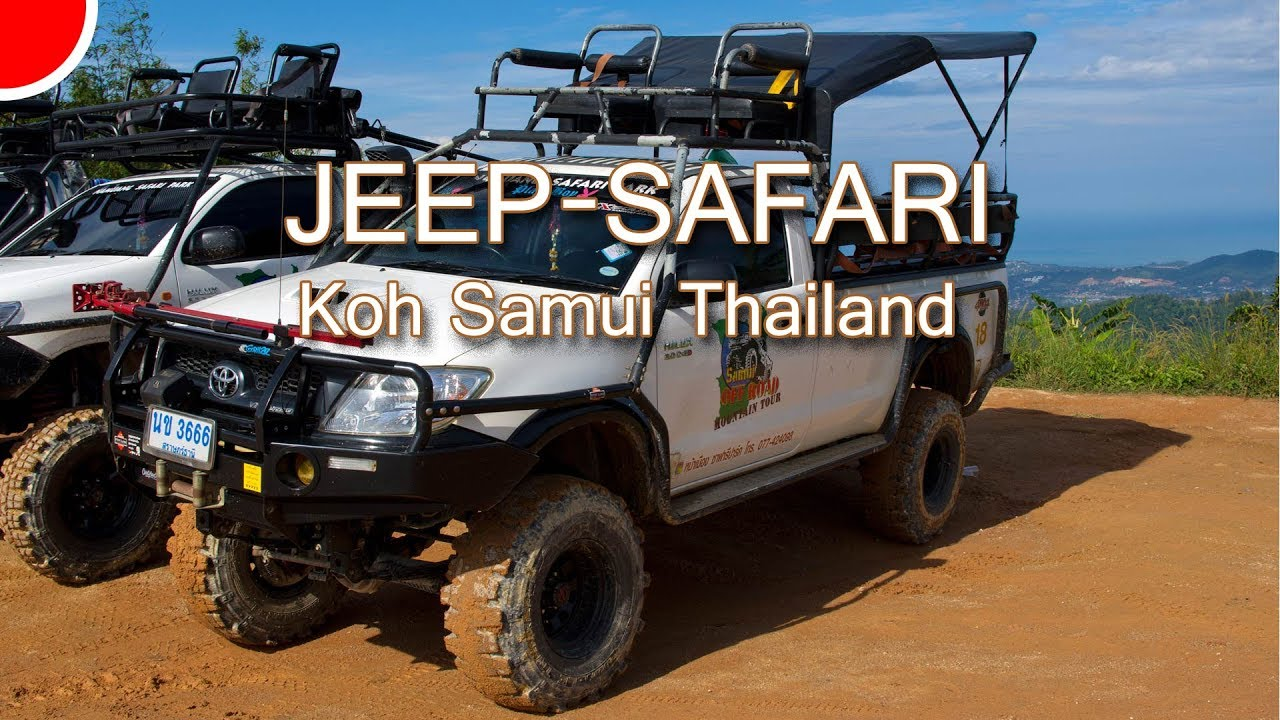 Jeep Safari Koh Samui
