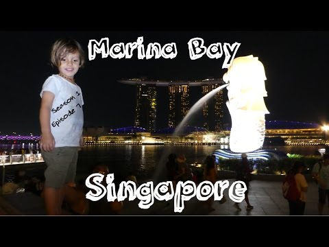 Marina Bay Singapore | Travel with Kids | The World n Us