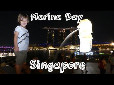 Marina Bay Singapore | Travel with Kids | The World n Us