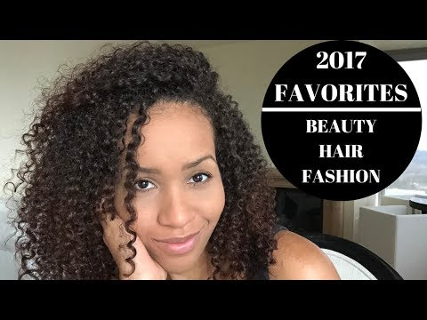 BEST OF 2017 | BEAUTY, HAIR & FASHION