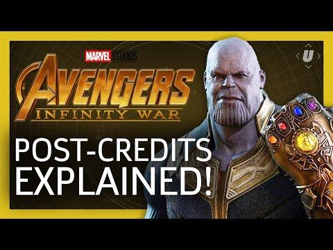 Avengers: Infinity War End Credit Scene Explained!