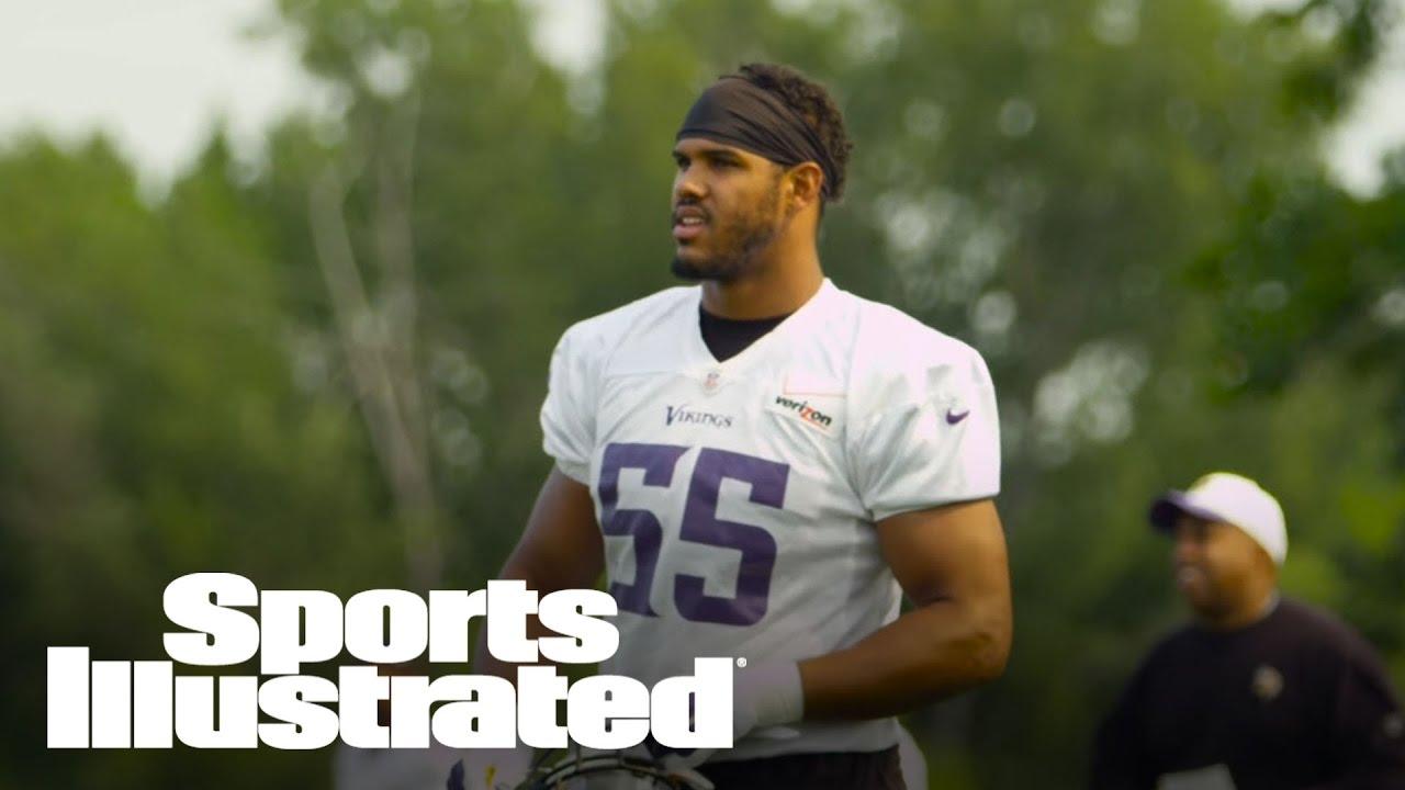 Minnesota Vikings linebacker Anthony Barr Rising Stars