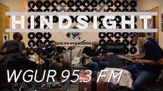 WGUR Couch Concert / Hindsight