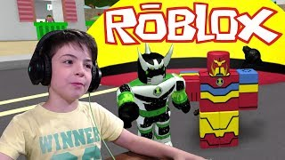 BEN 10 FIGHTING GAME - ROBLOX