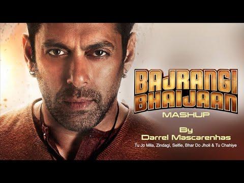 Bajrangi Bhaijaan | Mashup | Darrel Mascarenhas | #DarrelsMusicFriday