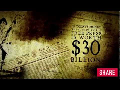 The Birth of a Free Press - Shadows of Liberty