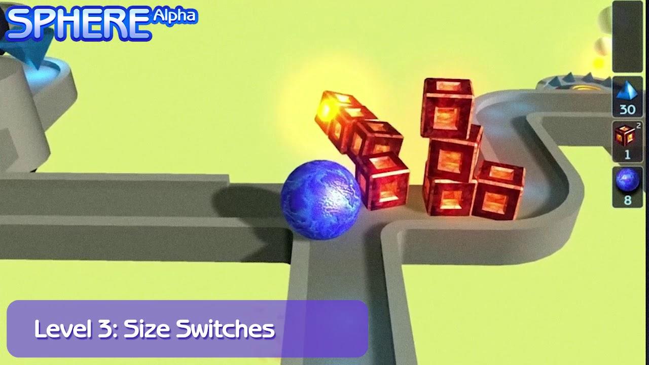 ArtStation - SPHERE Platformer Game Demo, Sergey Biryukov