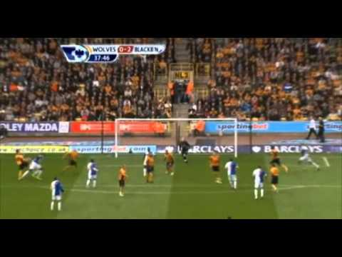 Brett Emerton vs. Wolverhampton Wanderers