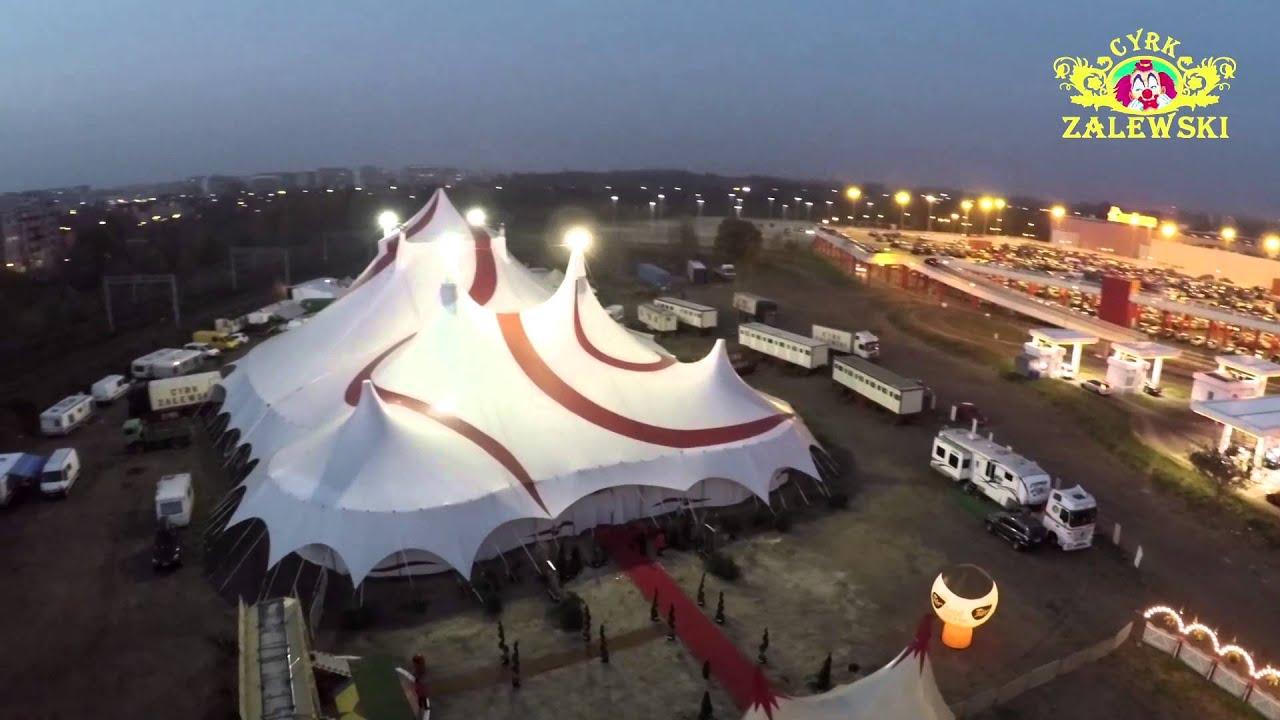NamiotWidowiskowy.pl gigantyczny namiot dostosowany do
