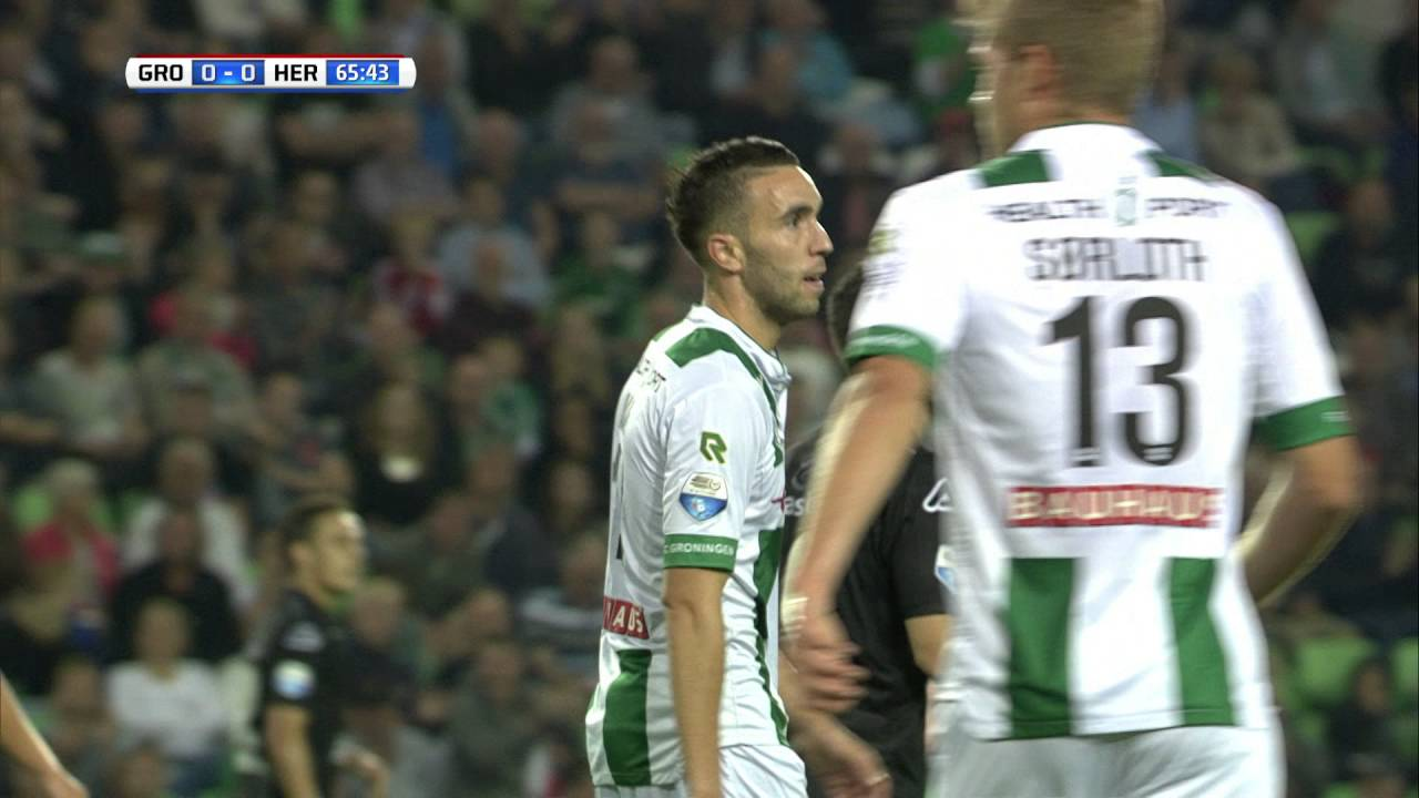 FC Groningen - Heracles Almelo 0-0 | 24-09-2016 | Samenvatting