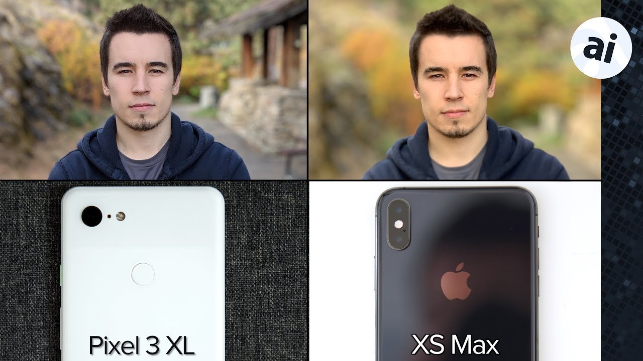 Comparing photography: iPhone XS Max versus Google Pixel 3 XL