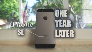 iPhone SE Review - One Year Later