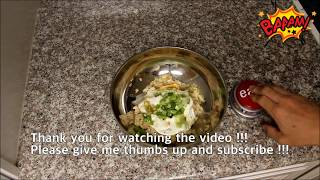 Potluck-how to cook Egg&Cheese rice-cooking video-easy recipes
