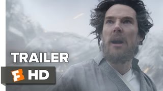 Doctor Strange Official Trailer 2 (2016) - Benedict Cumberbatch Movie