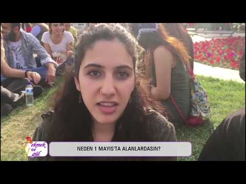 Adana'da kadınlar neden 1 Mayıs'ta alanlarda olduklarını anlattı