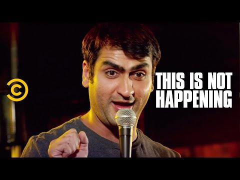 Kumail Nanjiani Tries Hard to Be Cool  This Is Not Happening  Uncensored