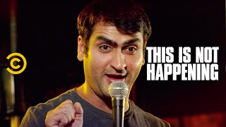 Kumail Nanjiani Tries Hard to Be Cool - This Is Not Happenin...