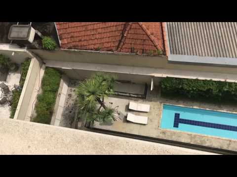 Marriott Executive Apartments in Sao Paulo Brazil Room Review