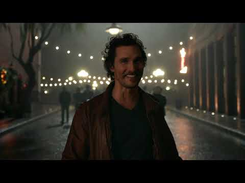 Wild Turkey Bourbon - Matthew McConaughey Sang Our Song Director