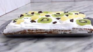 Gâteau Biscuit - خبزة البسكويت أو خبزة الهواء