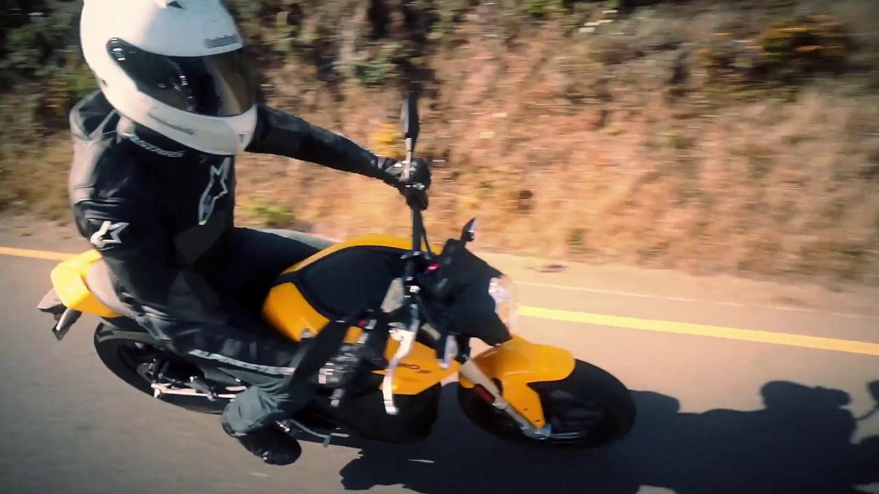 מתוחכם אופנוע חשמלי זירו - Zero 2017 ZERO S [1080p] b-roll - YouTube RY-24