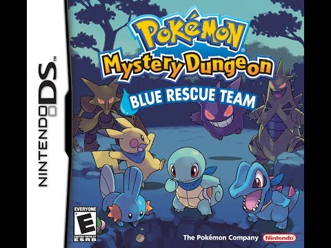 Pokemon Mystery Dungeon: Blue Rescue Team. Post Story 1