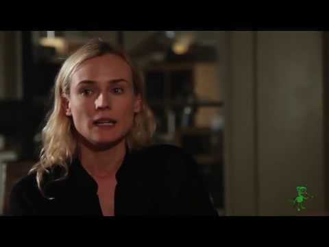 Diane Kruger - The Bridge - Interview about Sonya Cross & Asperger's - ATTV 25
