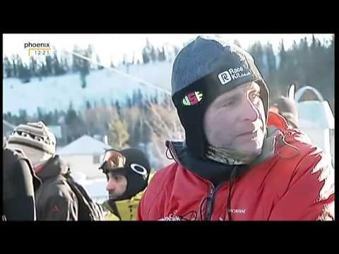 700 Kilometer Einsamkeit Eisiges Rennen in Kanadas Norden (Doku in HD)