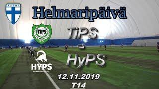 Helmaripäivä T14 12.11.2019 TiPS YJ vs HyPS