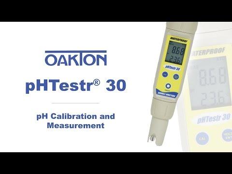 Oakton pHTestr 30