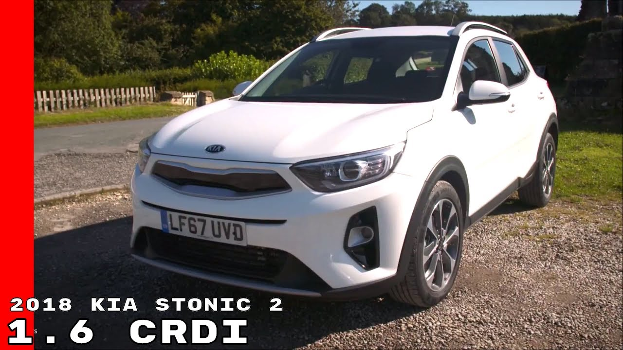 2018 kia stonic 2 1 6 crdi uk spec interior walkaround test drive youtube. Black Bedroom Furniture Sets. Home Design Ideas